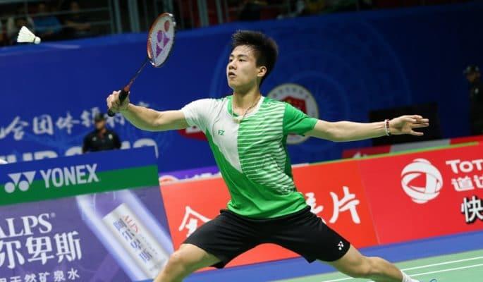 Tay vợt cầu lông người Việt Nam mang quốc tịch Ireland Nhật Nguyễn